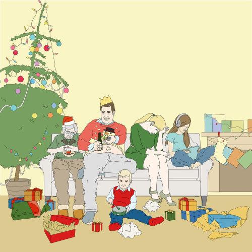 Les fêtes de Noel