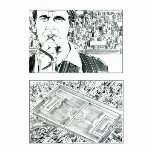 Peter Kyprianou Illustrateur graphique et icône international. Royaume-Uni