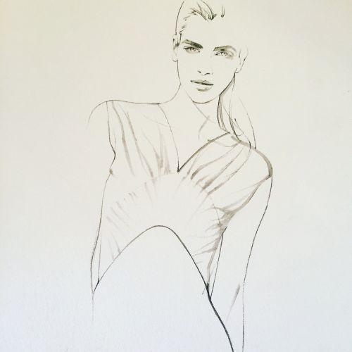 Petra Dufkova Line Illustrator from Deutschland