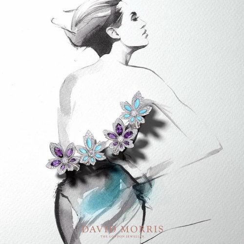 Fashion luxe stylish dress