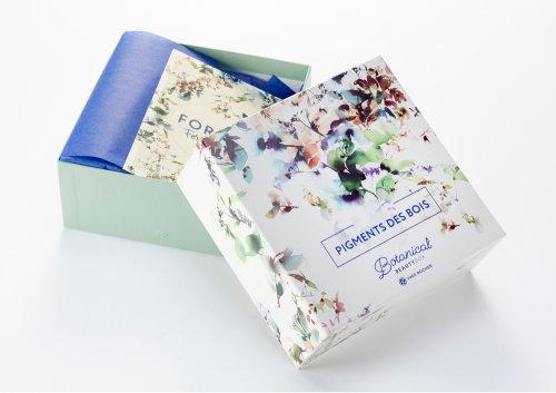 Packaging paper design