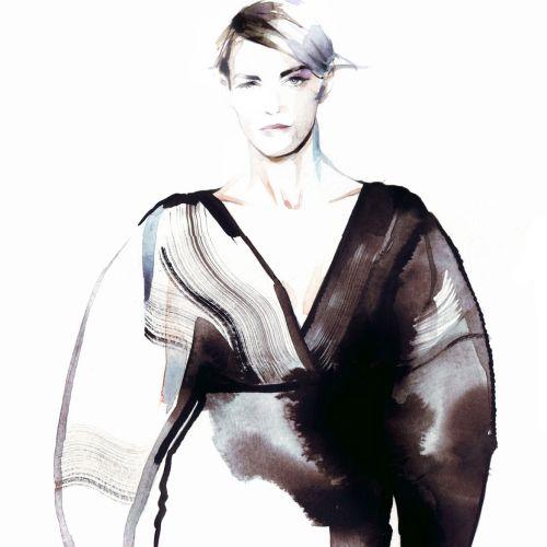 Petra Dufkova Fashion Luxe