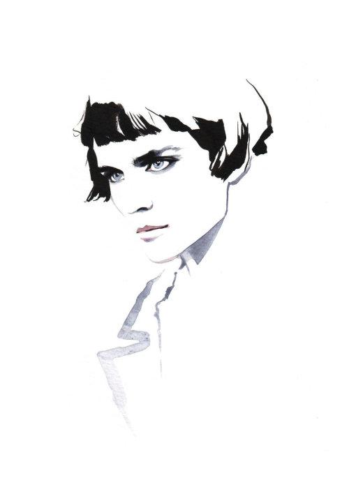 Petra Dufkova Ilustrador - ilustración de moda