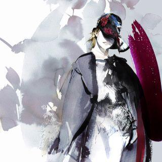Petra Dufkova - International Fashion & Beauty illustrator. Munich