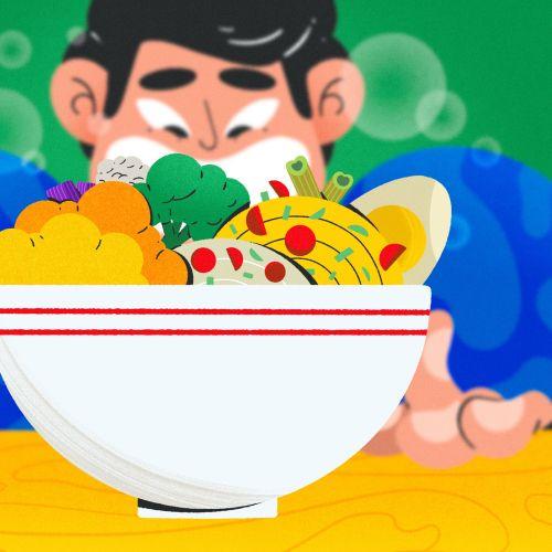 Food & Drink healthy soup