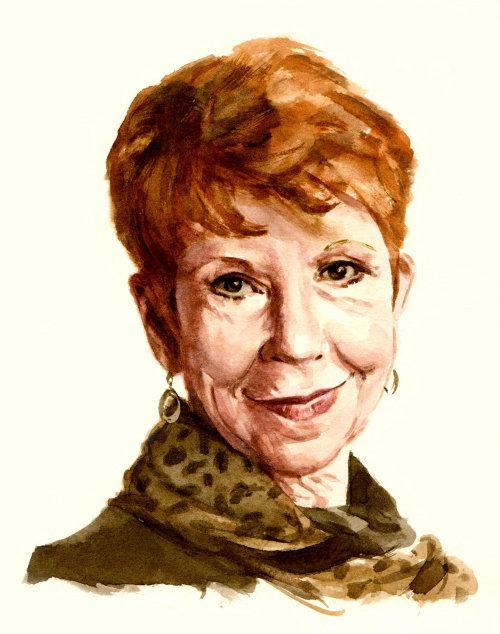 Portrait of Carole Boyd