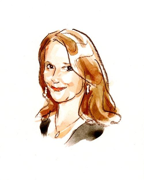 Portrait of Alexandra Coghlan
