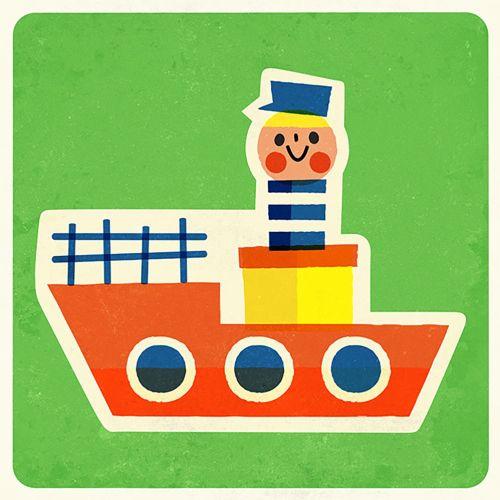 Ship Digital art
