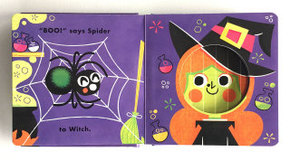 Spider illustrated book cover