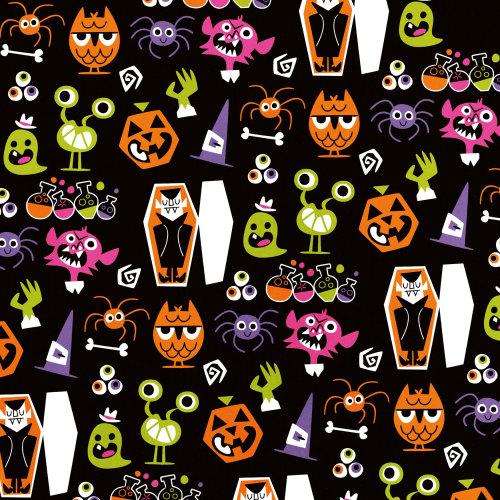 Monster mash Halloween character