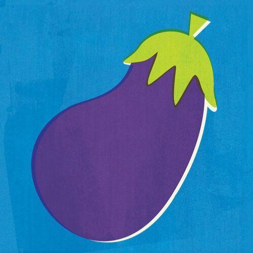 Eggplant illustration by Pintachan