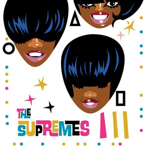 The Supremes character design