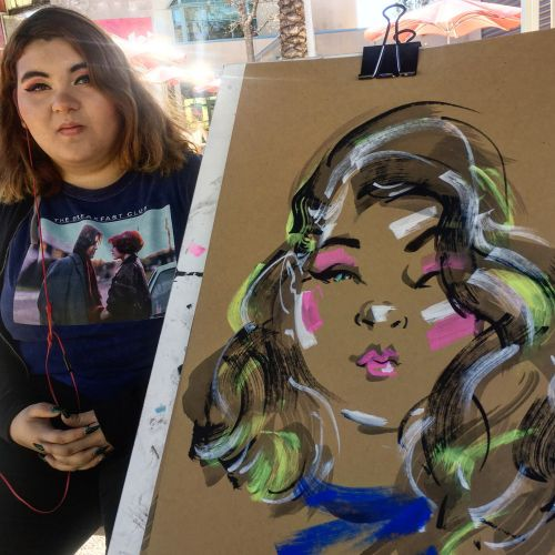 Quincy Sutton Live Event Drawing Live Event Drawing
