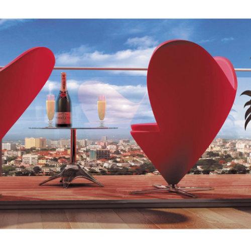 Visual design of City view