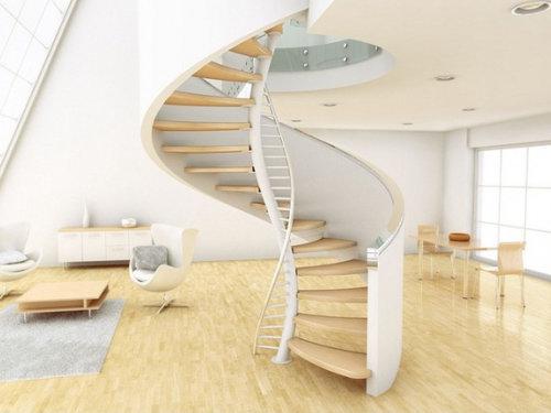 Staircase architectural design