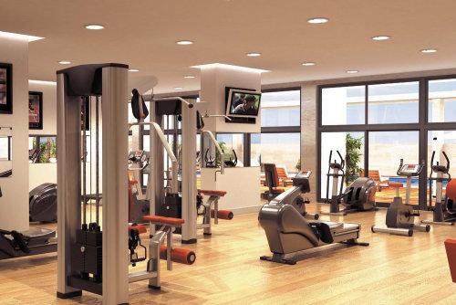 Gym Architectural Design