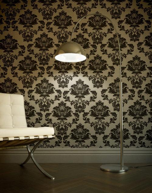 Luxury chair under light