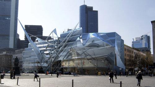 Frankfurt building design