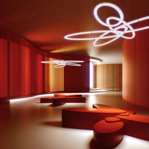 Architecture design of red room
