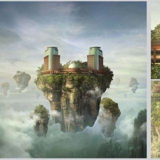 REIMAGINE 3D / CGI Rendering