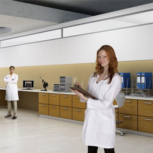 Laboratory Architectural design