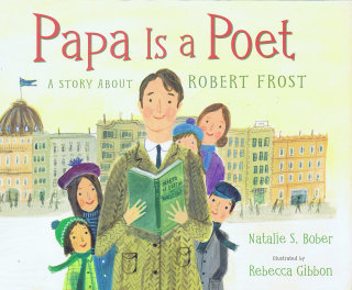 papa is a poet book cover art