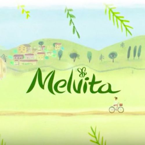 Animated video of story of Melvita