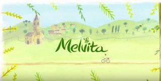 Animated video of story of Melvita