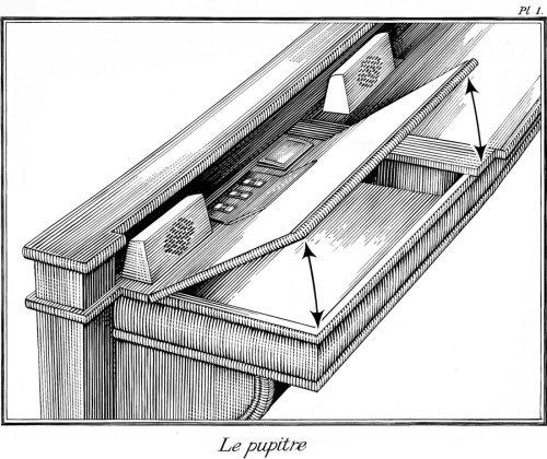 Machine Graphic illustration