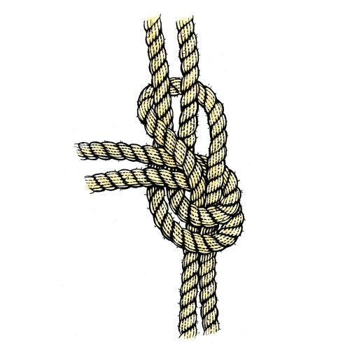 Rope Graphic Illustration