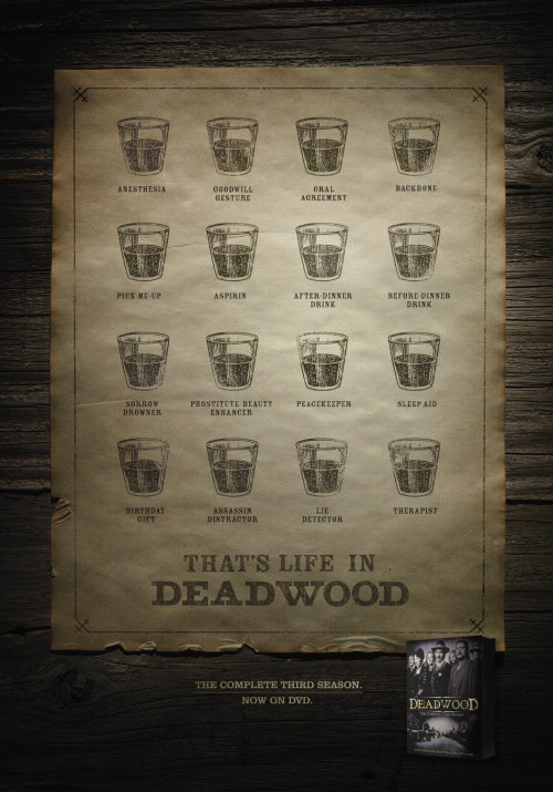 Thats life in dead wood