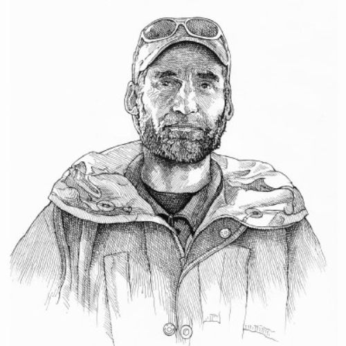 Klaus Fengler Portrait