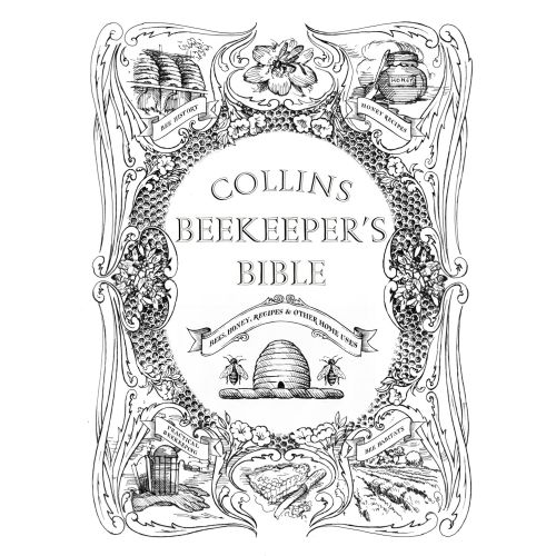 The Beekeepers Bible book jacket