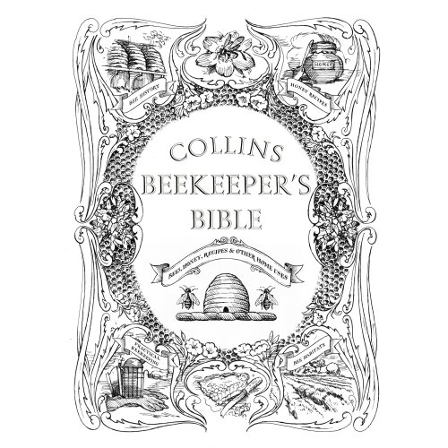 The Beekeepers Bible book jacket