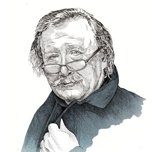 Peter Sloterdijk portrait