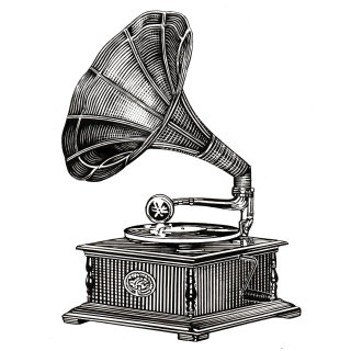 Gramaphone for Magners Cider promotion