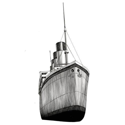 Promotion graphique des navires