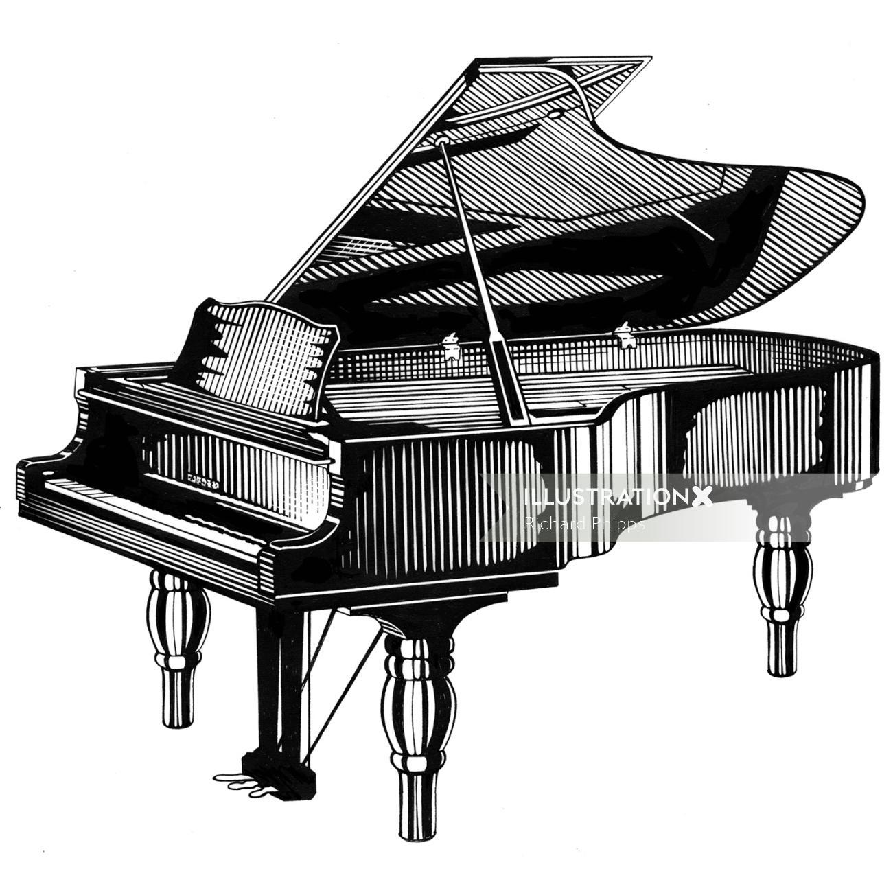 Grand Piano Promotion
