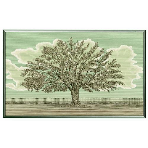 Oak Tree Postcard