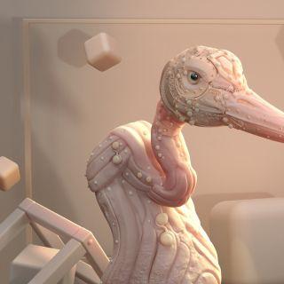 RIVE GAUCHE 3D / CGI Rendering