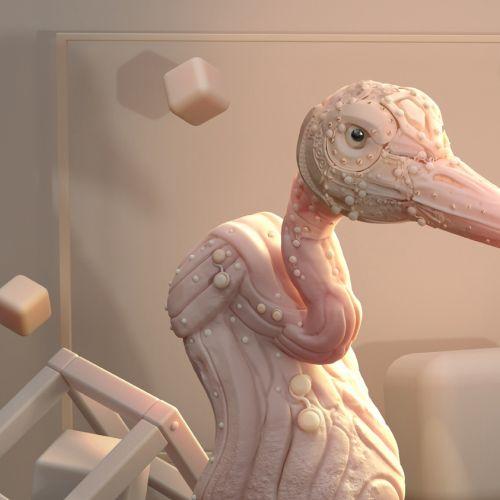 3d CGI animation