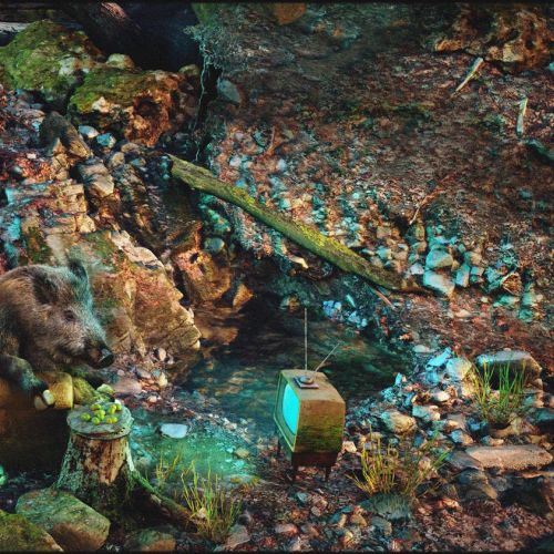 RIVE GAUCHE Equipo ilustrador digital 3D CGI. Alemania