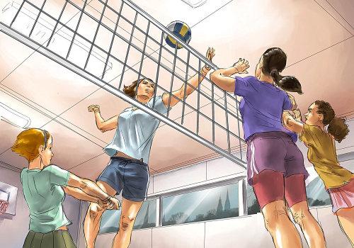Rodrigo Araya illustrator - sport illustration