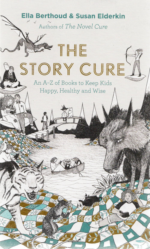 "Fantastic Front Cover Of ""The Story Cure"""