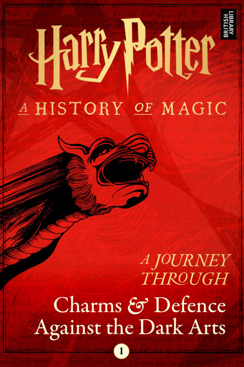 Animated Gif of Harrypotter covers