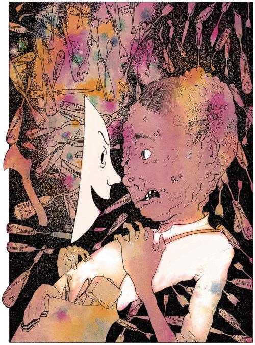 Children The mask