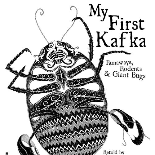 My First Kafka Book Cover Illustration