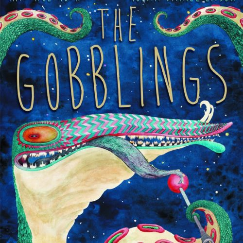 The Gobblings Book Cover art