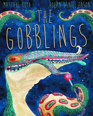 The Gobblings Book Cover art