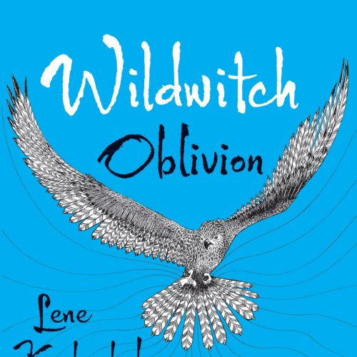 Wildwitch Oblivion Book Cover Design